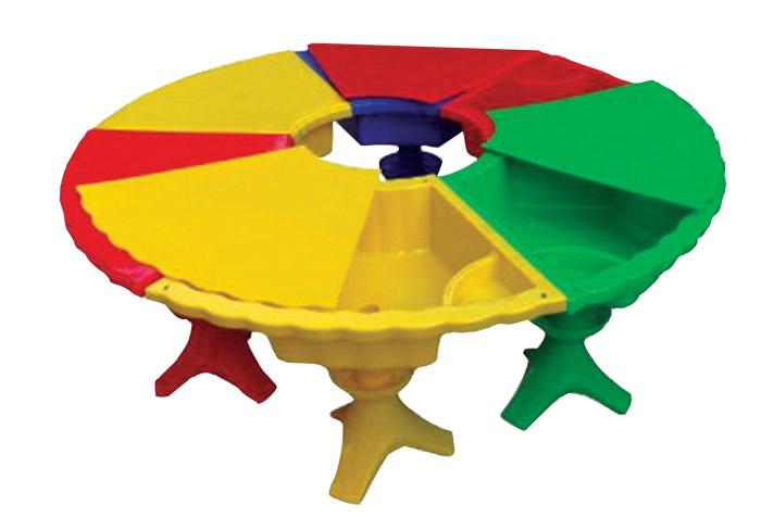 sk-629 โต๊ะเล่นทรายน้ำ    126x49 cm.